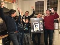 Radio Mainwelle: Mainwecker bei Dir Familie Braun aus Wolfsbach