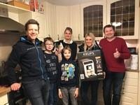 Radio Mainwelle Mainwecker bei Dir Familie Braun aus Wolfsbach
