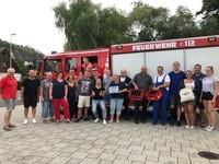 Radio Mainwelle Löschzwerge Freiwillige Feuerwehr Obernsees.JPG