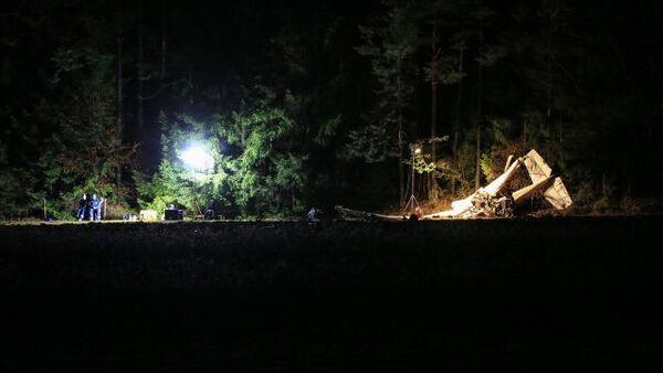 Flugzeugabsturz Bei Pegnitz Pilot Kommt Ums Leben Radio Mainwelle